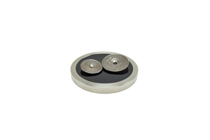 Coin Top Duo - Antique Finish