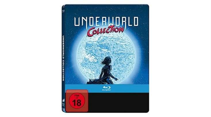 Angebot Underworld 1 5 Limited Steelbook Edition Blu Ray 2d