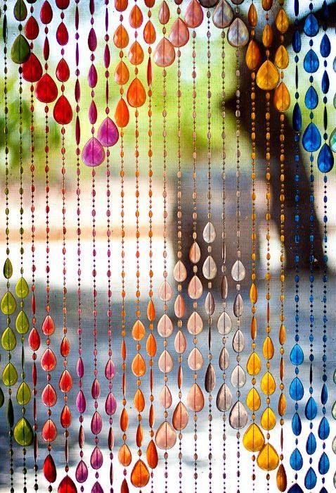 62 best perlen vorhang images on pinterest beaded curtains bead curtains and blinds. Black Bedroom Furniture Sets. Home Design Ideas