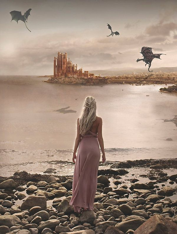 Daenerys Targaryen, Mãe de Dragões