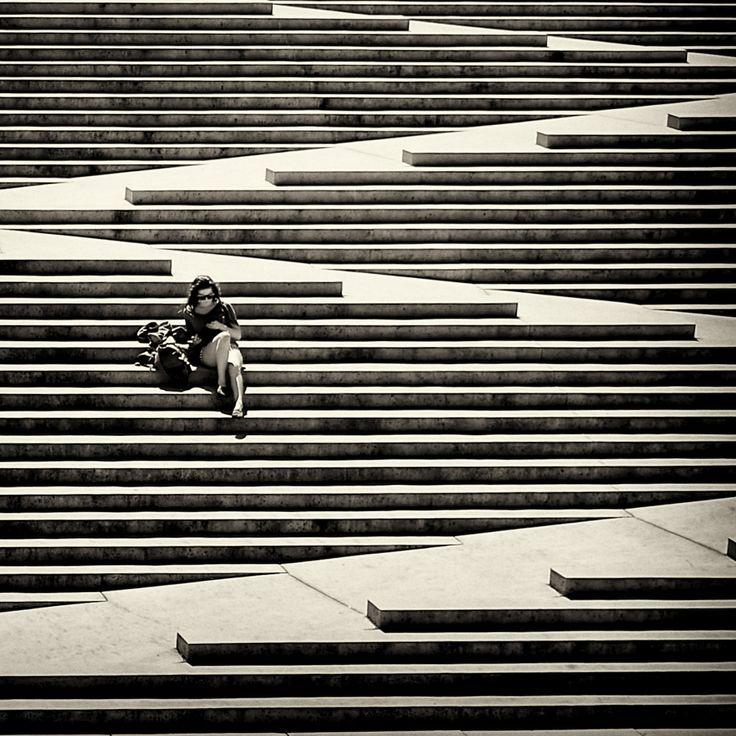 At Robson Square by Jianwei Yang, via 500px