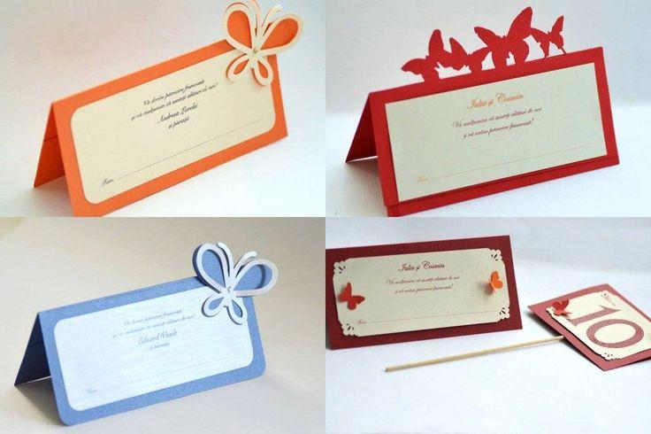 Carduri handmade pentru o nuntă perfectă