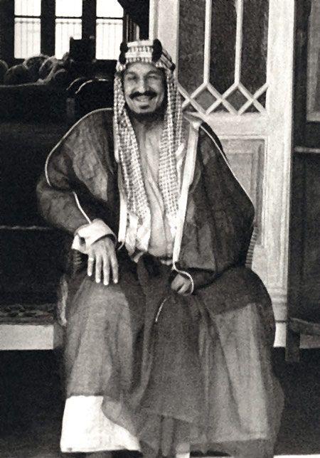 Abdul Aziz Ibn Saud Founder of Saudi Arabia - http://czczcz.hubpages.com/hub/Abdul-Aziz-Ibn-Saud-Founder-of-Saudi-Arabia