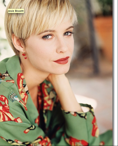 Josie's Hair cut from Melrose Place | Celebrities: Melrose Place | Pi ...
