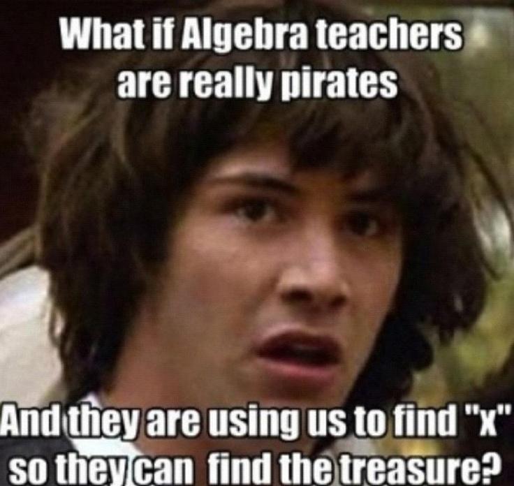 Who created maths / Sovereign word origin
