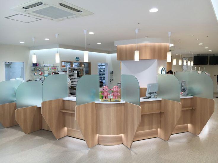 調剤薬局の設計施工(神奈川県内) | 店舗ジャパン