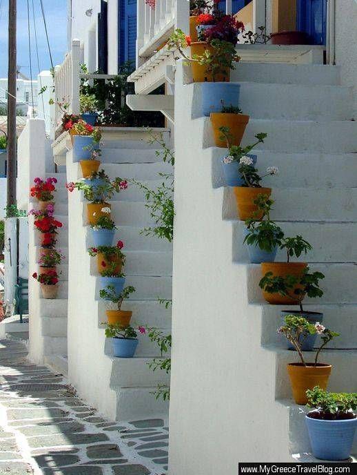 Naousa @ Paros island, Greece !!!