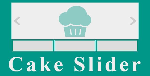 Cake Slider - jQuery Slider Plugin . Cake has features such as High Resolution: No, Compatible Browsers: IE10, IE11, Firefox, Safari, Opera, Chrome, Edge, Software Version: jQuery
