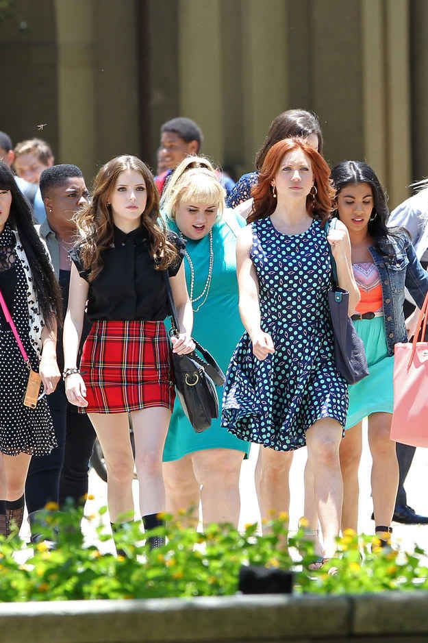 """""""Pitch Perfect 2"""" Begins Filming In Baton Rouge!!!! Seeing dis the day it comes out!!!!!"""