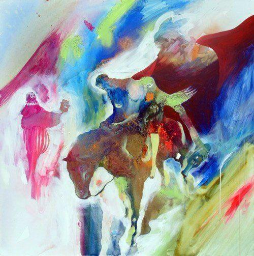 Уилл Баррас начинал свою карьеру с колл-центра, да бы не сойти с ума начал рисовать. Уилл выработал свой психоделический стиль иллюстраций, который и по сей день, никто другой повторить не может.