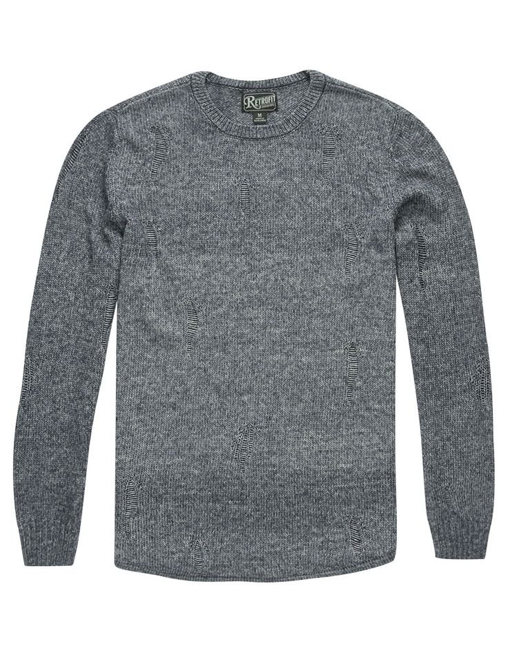 Latest styles men's Retrofit sweaters and cardigans for sale online.