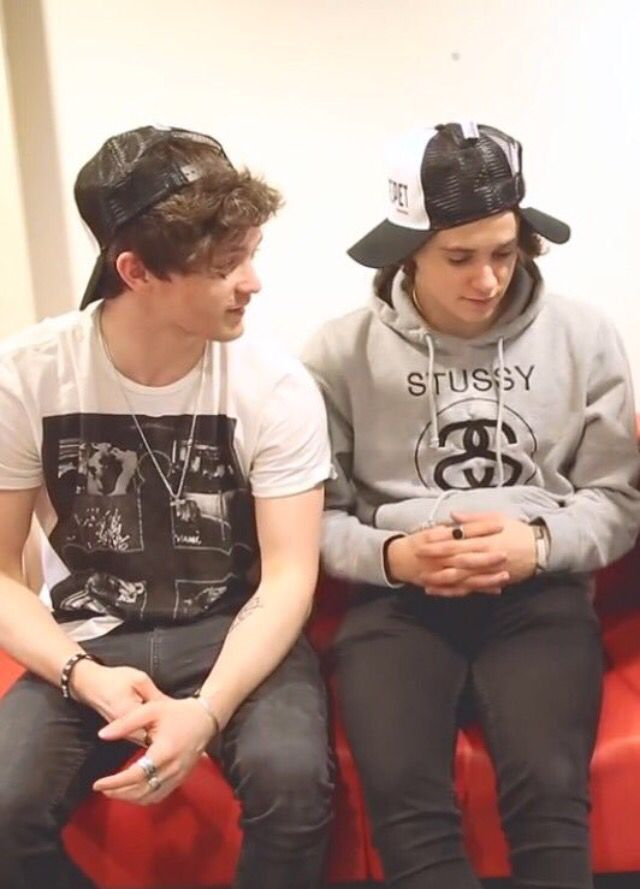 Ummm Bradley Simpson just being himself & then there's Connor Ball