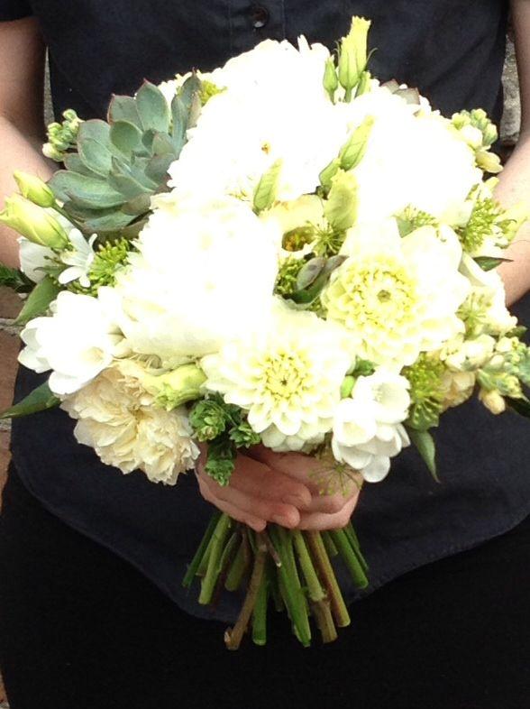 Wedding by Fleurs Horsham,July 2014
