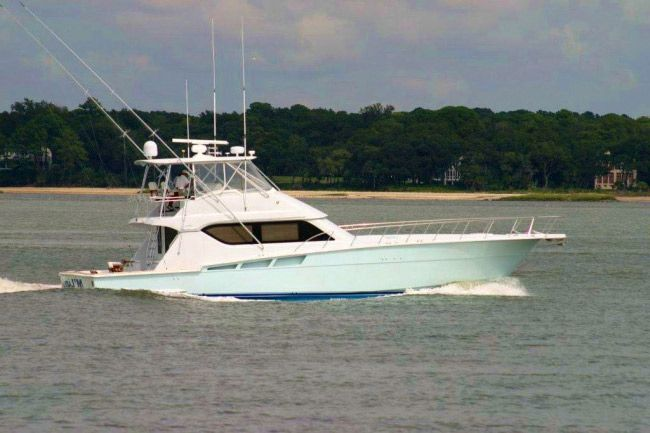 Luxury fishing charters on top of the line fishing yachts including Viking, Hatteras, Merritt, and more.