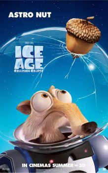 Buz Devri 5: Büyük Çarpışma