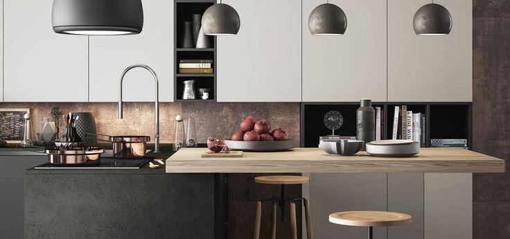 gola+ – ITALIAN DESIGN KITCHENS