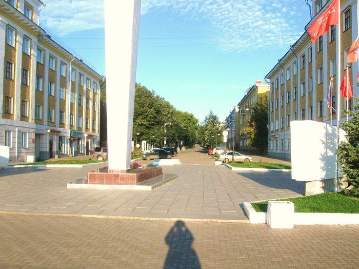 РАССКАЗЫ: Вятские казусы, утренняя пробежка по Кирову.
