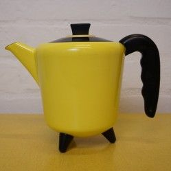 Vintage enamel teapot from vintageactually.co.uk Award winning vintage homestore.