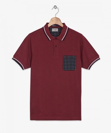 Fred Perry - Drakes Floral Pocket Shirt