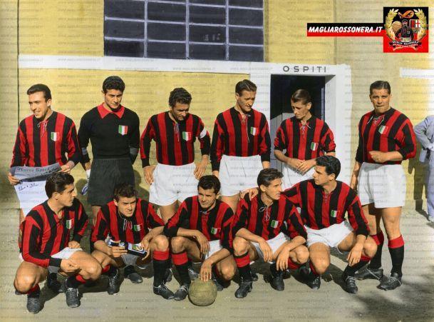 Milan Stagione 1955-56