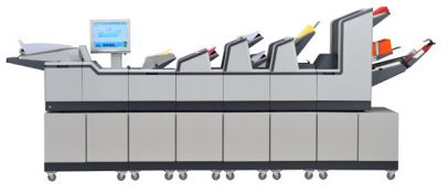 A folding inserting machine will fold envelopes for you so you don't have to, saving you numerous hours of time. You shall be able to spend more time being productive elsewhere with a folding inserting machine. One of the most recent machines on the market is the Neopost DS-180 folding inserting machine. This model machine is highly productive and perfect for folding your mail cleanly and accurately every time.