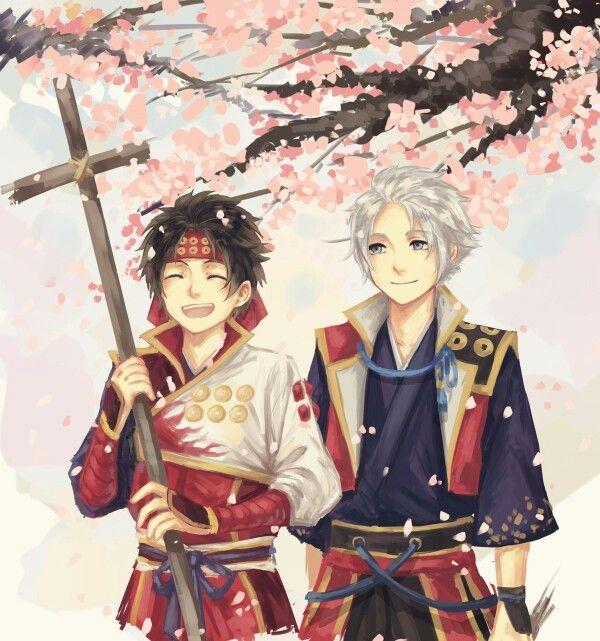 Yukimura and Nobuyuki Sanada- Samurai Warriors