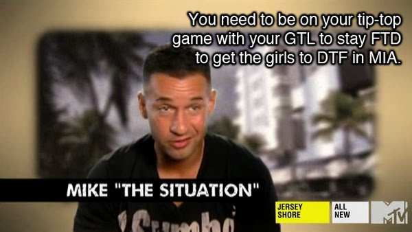 Jersey Shore Quotes Funny Pinterest A way of life
