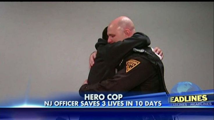 'Proud to Be a Police Officer': NJ Cop Saves 3 Lives in 10 Days | Fox News Insider