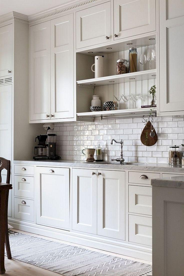 35+ Wonderful Small Apartment Kitchen Remodel Ideas ...