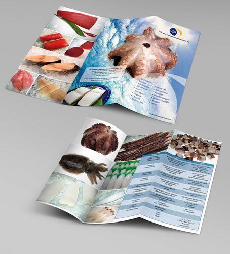 Desain brosur PT. Dharma Samudra Fishing Industries. www.simplestudioonline.com