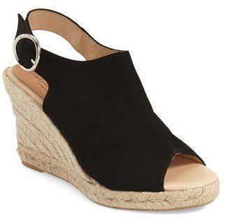 Women's Patricia Green 'Belle' Espadrille Wedge Sandal - $108.90