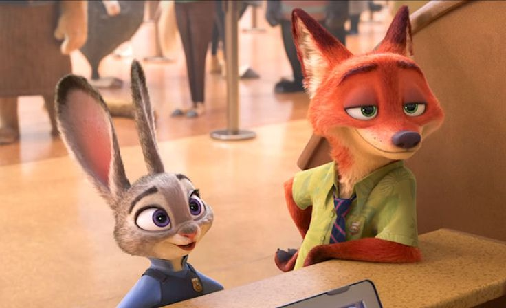 Disney's ZOOTOPIA Delivers a Sloth-Tastic New Trailer