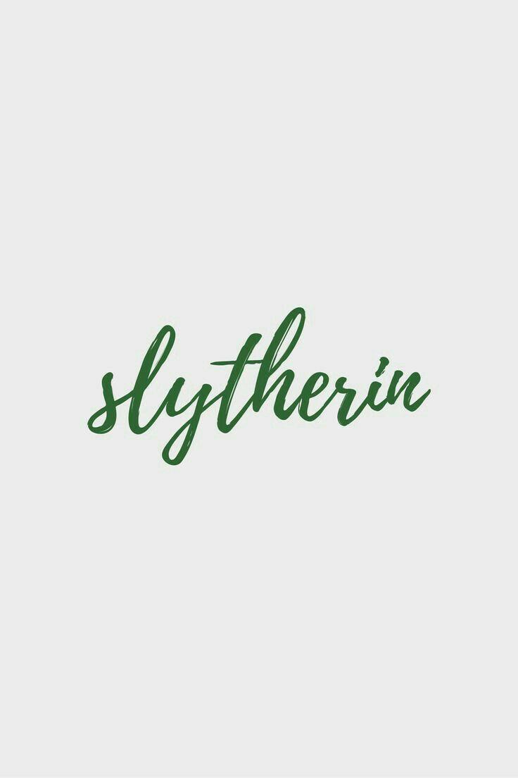 hp/ slytherin