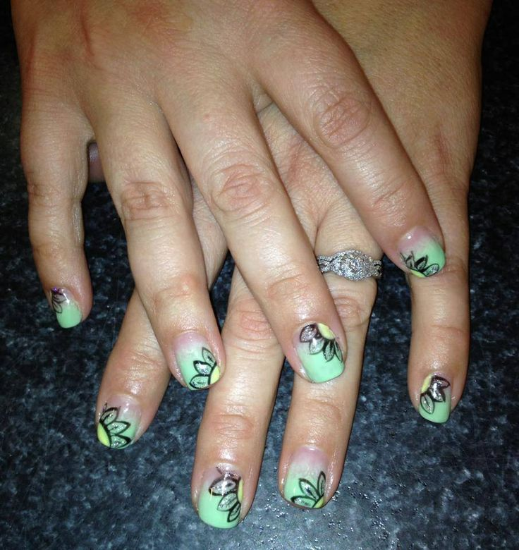 113 Best Nails By A Perfect 10 Nail Bar Images On