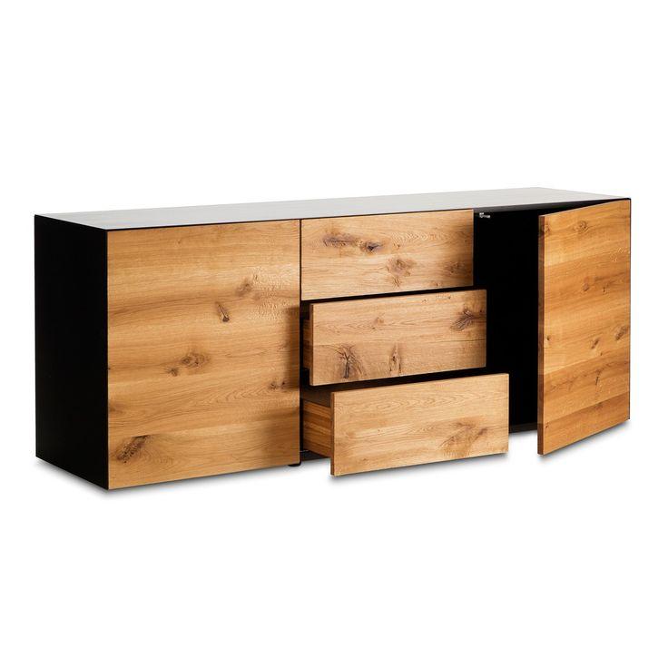 Sideboard BRIX, Eiche - 16382500 2