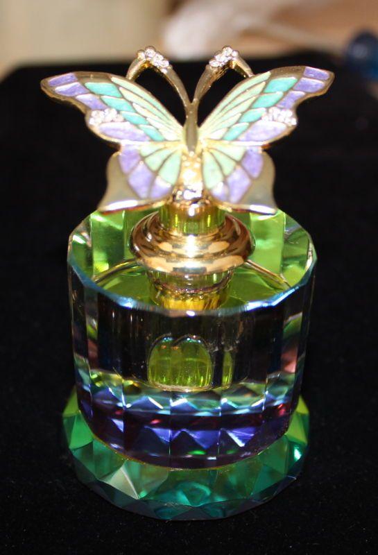 ·ڿڰۣಌڿ Divine's ·ڿڰۣಌڿAladdin, a perfume bottle for Rosine, circa 1919,BEAUTIFUL - PERFUME - BUTTERFLY - Decanter - Bottle| eBay