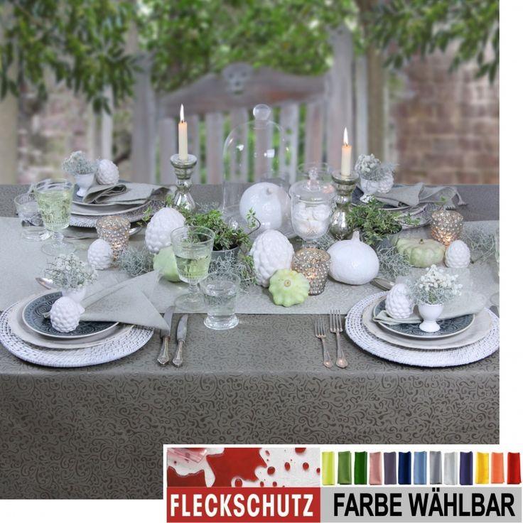 Gedeckter Tisch Im Garten: 34 Besten Tischdecken Und Deko / Feste Usw Bilder Auf