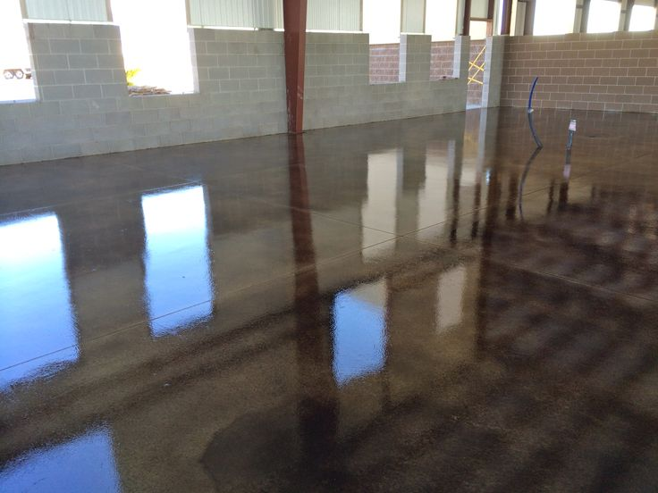 17 Best Stained Concrete Images On Pinterest Concrete