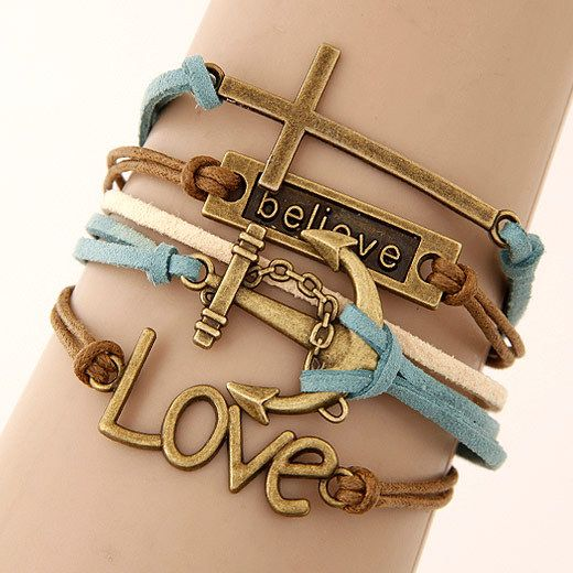 Find More Charm Bracelets Information about Charm Vintage Multilayer Charm Leather Bracelet Women Owl Cross Believe Bracelets Cheap Statement Jewelry Lady Best Friends Gift,High Quality bracelet help,China bracelet gift box Suppliers, Cheap gifts and novelties wholesale from Life Accessories Trading CO.,Limited  on Aliexpress.com