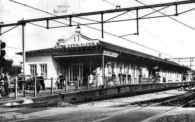 Station Ede-Wageningen