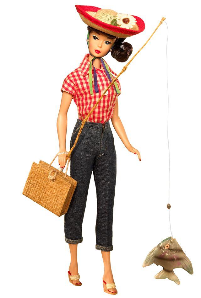 'Pic nic' Barbie