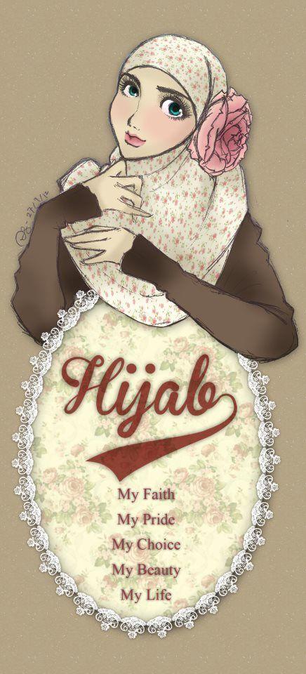Hijab is....