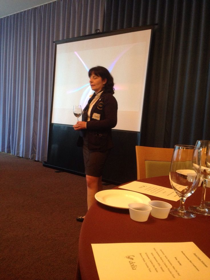 Talking about Salice Salentino PDO in San Francisco