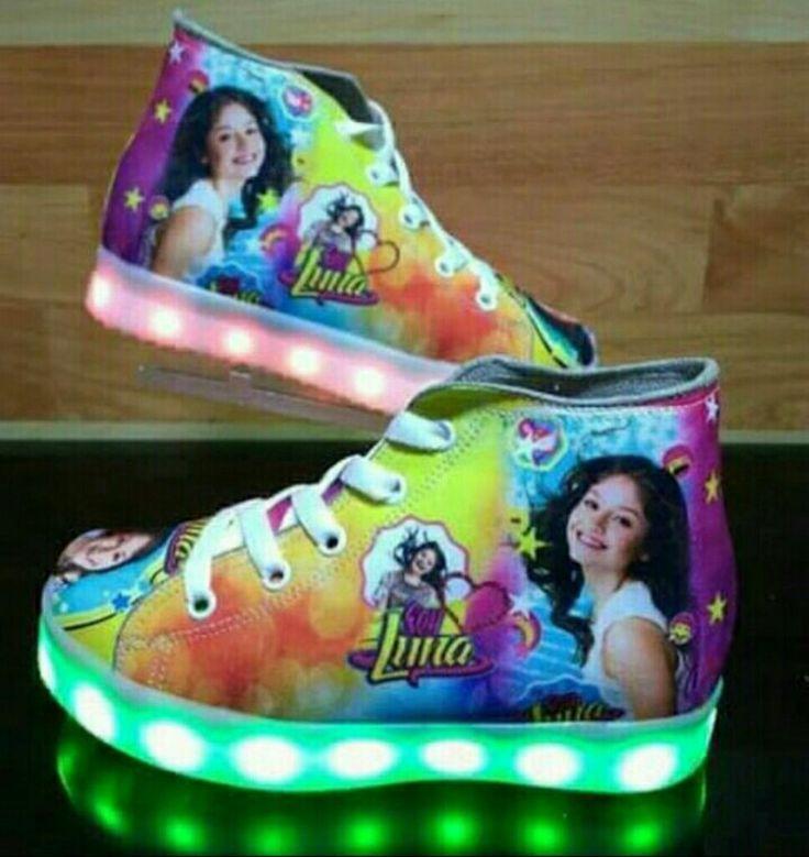 Resultado de imagen para zapatos de soy luna