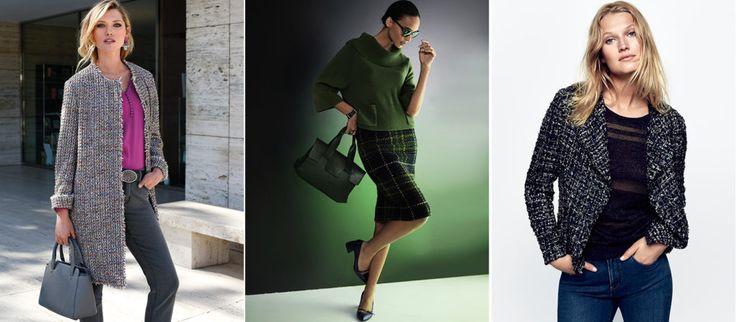 Ringard, Démodé ? Certainement pas ! Le tweed est plus que jamais tendance à condition de bien savoir l'assortir. Nos conseils pour le porter avec style. D