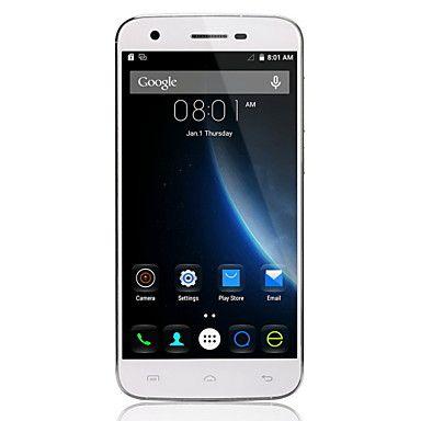 "DOOGEE F3 Pro 5.0"" FHD OGS Android 5.1 4G Smartphone(RAM 3GB,ROM 16GB,BT4.0,13.0MP,8.0MP,2.5D Corning Gorilla Glass,OTG) – BRL R$ 547,17"