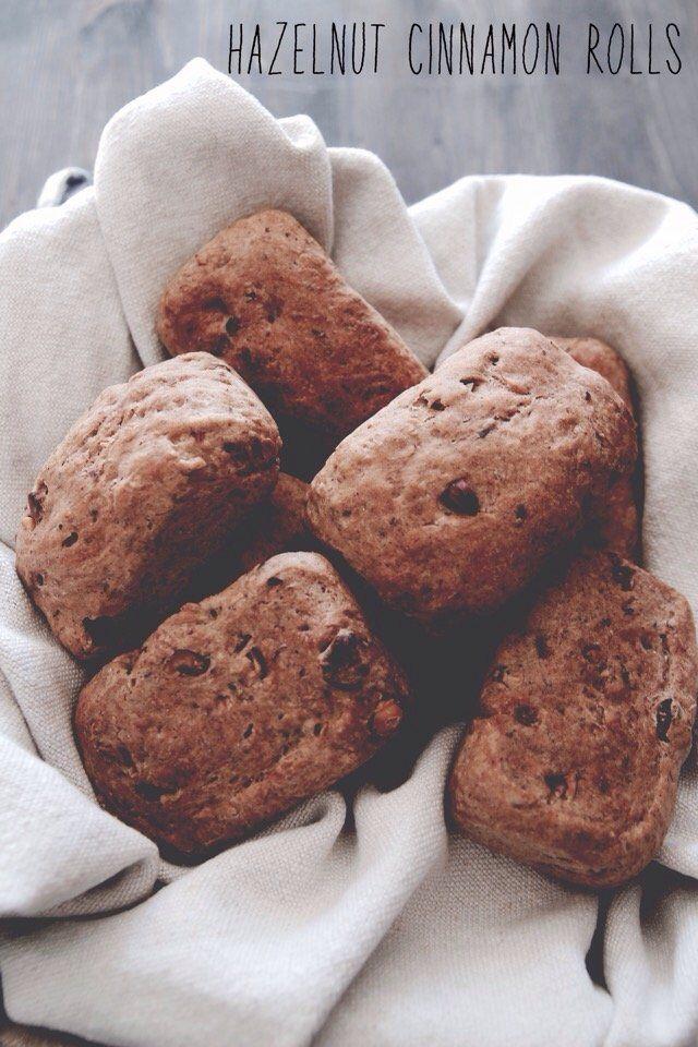 Hazelnut Cinnamon Rolls  #stellers #story #bread https://peppersmatter.wordpress.com/2015/01/20/panini-alla-cannella-e-nocciole-per-onorarebuoni-propositi/