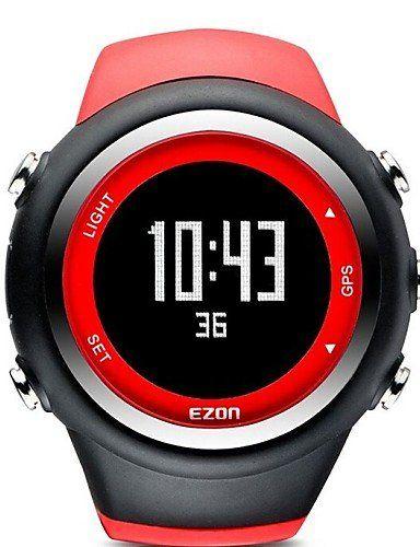 Ezon Frauen und Männer sport multifunktionale Chronograph gps-wasserdichte Uhr T031 - http://uhr.haus/weiq/ezon-frauen-und-maenner-sport-multifunktionale-6
