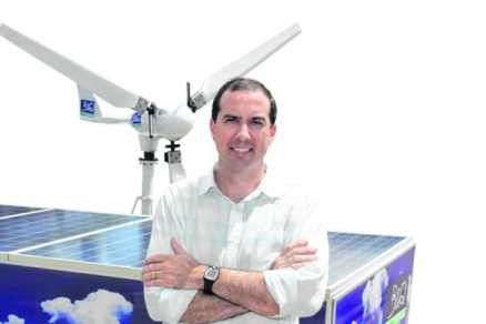 Sol e vento a favor do Brasil 10/12/2014 :: Energia Solar Térmica TISST