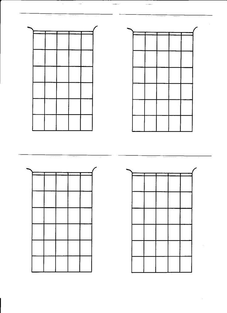 blank ukulele neck diagram - Bing | Ukulele, Free guitar ...